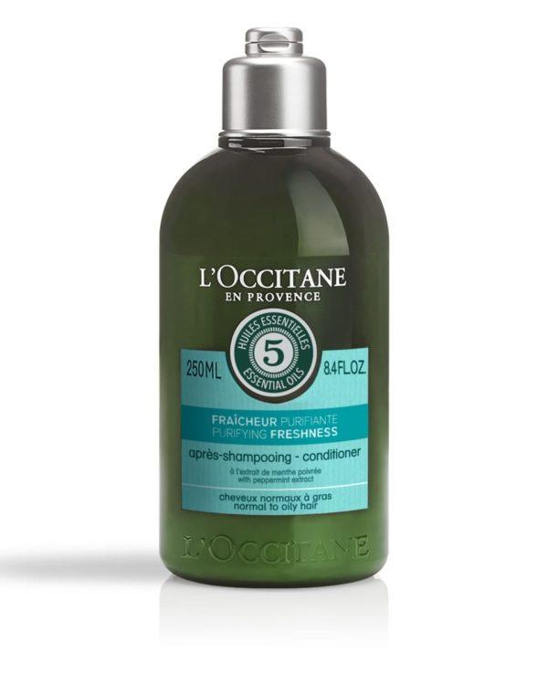 Après-Shampooing Pure Fraîcheur - 250 ml - L'Occitane en Provence